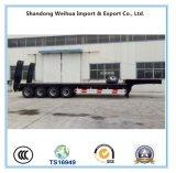4 reboque resistente do equipamento do eixo 80t para o transporte especial