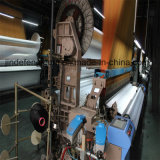 二重ノズルの電子ジャカード織機の空気ジェット機編む力機械