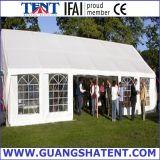 Tente de tente extérieure Tente abrégée pour mariage, événement. Exposition