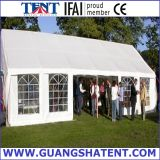 Outdoor Marquee Tent Clear Span Tent para casamento, evento. Exibição