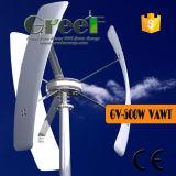 Piccolo verticale della turbina di vento 0.5kw fuori dalla turbina di griglia da vendere