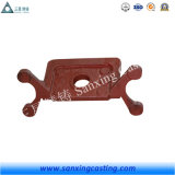 OEM Sand Casting Ductile Iron Manufacturer door CNC Machining