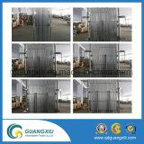 Barrière extensible en aluminium de contrôle de foule de circulation