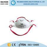 Respirateur remplaçable de demi de masque de l'oxygène