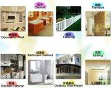 Tarjeta de la espuma del PVC de la alta calidad para hacer publicidad y la decoración