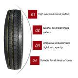Del neumático radial resistente del carro de la fábrica con el neumático de Europa Certificatetbr de China