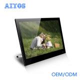 14 дюйма 1080P с рамкой фотоего цифров Backlight СИД