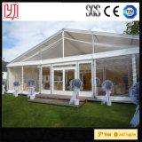 Projeto barato da barraca do banquete de casamento da decoração das barracas do partido do fornecedor chinês