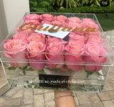 アクリルの贅沢な花ボックス専門家の製造業者