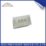 Parte di plastica della muffa dello stampaggio ad iniezione del metallo dell'interruttore ad alta tensione