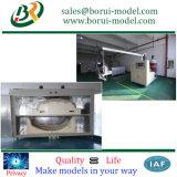 A máquina do CNC parte o fornecedor plástico do molde da injeção da reação