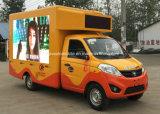 Foton Mini-LED LKW 3 Tonnen mobile bekanntmachende Fahrzeug-bekanntmachend