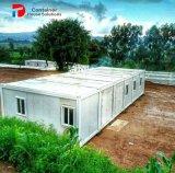 Het ontwerp Geprefabriceerde Huis van de Container in Thailand