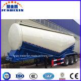 3axle 50 Tonnen Kleber-Tanker-halb Schlussteil-