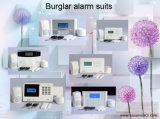 Inteligente GSM y Pstnauto Dial-Sistema de Alarma (SA7M2C)