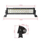 """13.5 """" 72W 호박색 LED 비상등 바/LED 경고 스트로브 빛/안전 차 Lightbar"""