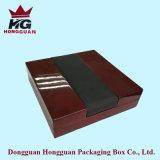 高品質によってラッカーを塗られる塗るMDFの木の宝石箱