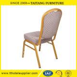 アルミニウム椅子のホテルの宴会はレストランの椅子の現代家具の議長を務める