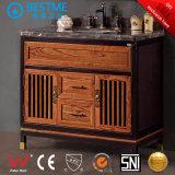 Module de salle de bains en bois de chêne classique (BY-F8080)