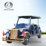 un OEM facente un giro turistico delle 6 delle sedi dei carrelli automobili dell'annata fatto in Cina
