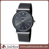 贅沢な防水ビジネス様式の水晶男性の腕時計