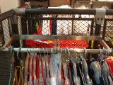 El metal de Multifuntional se divierte el soporte de visualización de la ropa para las mercancías de Sprots