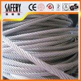 201 202 304 316 ont laminé à froid le fil d'acier inoxydable pour décoratif
