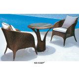 販売法のための屋外の余暇の中庭のチェアーテーブル
