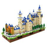 Конструкции игр мозга потехи игры подарка девушок Loz блок игрушки замока самой лучшей установленной большой