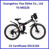 중국에서 경제 가격 싼 전기 자전거 또는 전기 산 또는 접히기 자전거