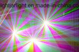 luce laser di animazione di colore completo di 6W RGB
