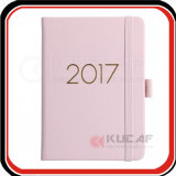 Custom Glitter Edge Note Book A5 Diário 2018
