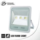 Überlegenes Sanan Chip-Cer, RoHS Aluminiumgehäuse-Quadrat-Form PFEILER Flutlichtbeleuchtung-Vorrichtung