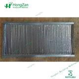 El panel acanalado de aluminio del panel de la decoración interior para el techo, cubriendo