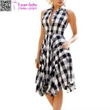Kleid der Form-Dame-Garment Casual Dame Suit (L36199)
