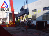 5t 6.5m hydraulischer örtlich festgelegter Hochkonjunktur-Bestimmung-Kran
