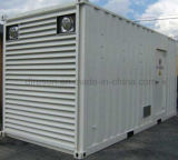 1000kVA de Cummins Containerized Reeks van de Generator van de Macht met Brushless Alternator