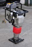 Rammer do calcamento/Rammer de salto do vibrador da gasolina do Rammer/com pisco de peito vermelho Eh12D