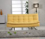 Base di sofà del tessuto del salone con il forte blocco per grafici del metallo