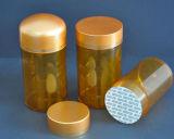 كهرمانيّة بلاستيكيّة صيدلانيّة يعبّئ زجاجة لأنّ كبسولة ([بّك-بتم-016])