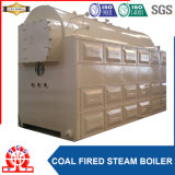 Niederdruck-fester Brennstoff-Braunkohle-Kohle-Dampfkessel für Afirca