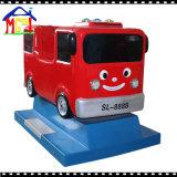 Conduite de Kiddie pour le véhicule de rouge de sourire de centre commercial