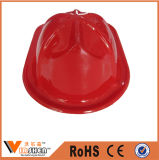 Capacetes de segurança da fábrica, capacete de segurança americano da construção, capacete do polícia