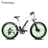 سمينة إطار العجلة شاطئ طرّاد درّاجة كهربائيّة