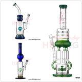 Tubulações de água de fumo do vidro popular novo o mais barato do projeto
