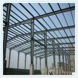 Edificio de marco de acero grande del palmo de Wiskind para el almacén