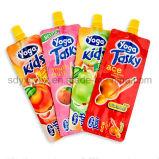 Fastfood- Beutel mit der Tülle verwendet für Saft/Getränk/Flüssigkeit