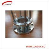 衛生ステンレス鋼のフランジのサイトグラス