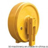 Kueota U50 U85 Minischrifttyp-Spannführungs- Spannrolle für Exkavator-Fahrgestell-Teile