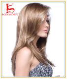 Parrucca piena lunga del merletto dei capelli umani dei capelli di Remy